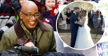 Al Rokers daughter is married