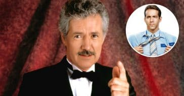 Alex Trebek will appear in a new movie