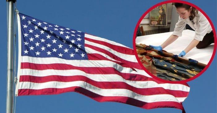 America's oldest flag