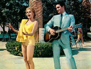 Ann-Margret and Elvis Presley, 1969