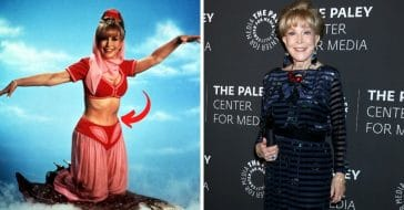 Barbara Eden Recalls Media's Infatuation With Her Navel During 'I Dream Of Jeannie'