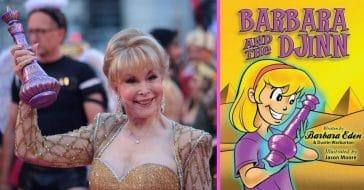 'Barbara and the Djinn' by the genie herself