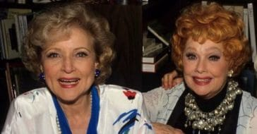 Betty White defended Lucille Ball on a game show