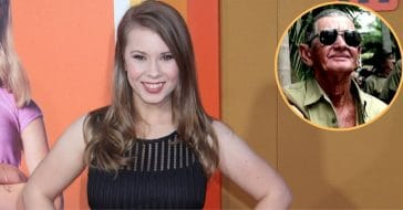 Bindi Irwin Opens Up About Rift With Grandfather Bob In Father's Day Post