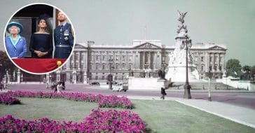 Buckingham Palace accused of racism again