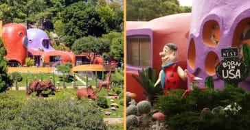 California Town Settles Lawsuit Over 'Eyesore' Flintstones House