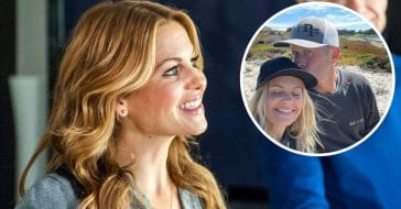 Candace Cameron Bure shares marriage tips