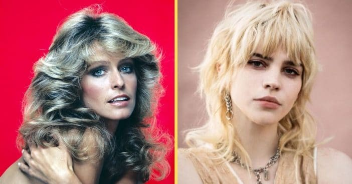 Classic '70s hairstyles are getting a modern revival