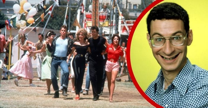 Deezen was known as Eugene in 'Grease'
