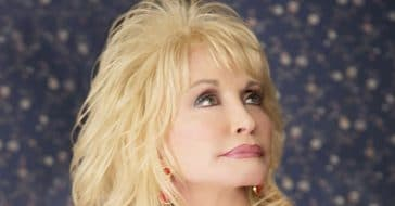 Dolly Parton kept letters from a man in a mental institution