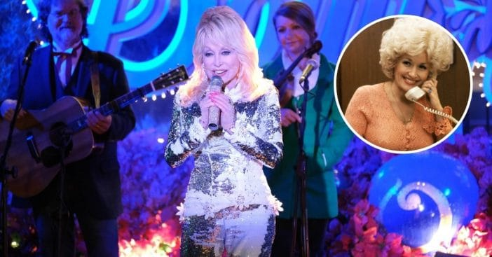 Dolly Parton opens up about her real hair