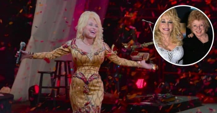 Dolly Parton responds to rumors that she has had an affair with her friend Judy