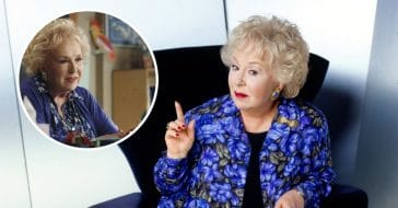 Doris Roberts on why she had a short appearance on The Middle