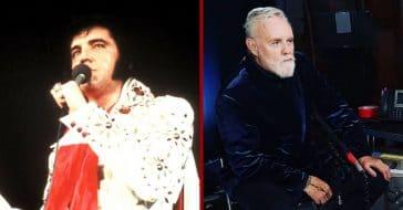 Elvis Presley, Roger Taylor