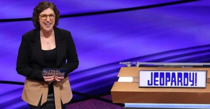 Fans want Mayim Bialik as the permanent Jeopardy host