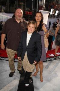 Gandolfini family