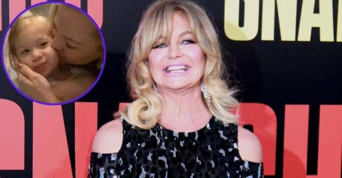 Goldie Hawn Reacts To Granddaughter Rani's 'ABC' Recital