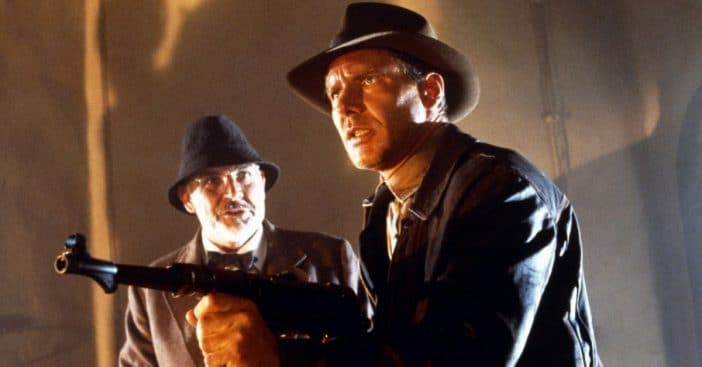 Harrison Ford 'Loses It' At Indiana Jones Fans Waiting For Autographs