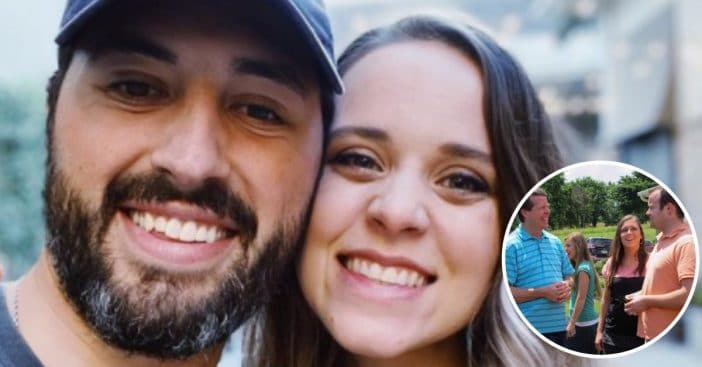 Jinger Duggar and her husband talk about Counting On cancellation
