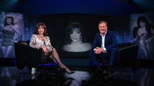 Joan Collins spoke of misogyny from John Forsythe and those who decided their Dynasty salaries