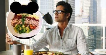 John Stamos favorite meal at Disney