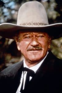 John Wayne was asked his thoughts on Frank Sinatra hiring a blacklisted writer