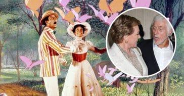 Julie Andrews honored Dick Van Dyke