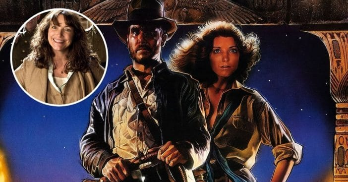 Karen Allen talks secretive audition for Indiana Jones