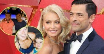 Kelly Ripa, Mark Consuelos Celebrate Son Michael's 24th Birthday With New Family Photos