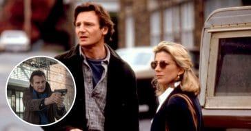 Liam Neeson turned down the role of James Bond for Natasha Richardson