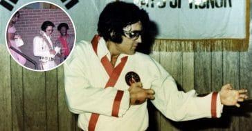 Linda Thompson shares rare Elvis photos