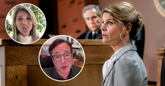 Lori Loughlin joins Bob Saget in star studded graduation video