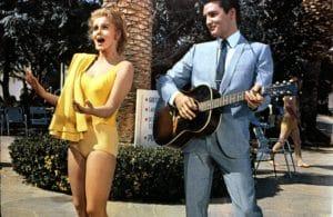 Ann-Margret and Elvis Presley in Viva Las Vegas