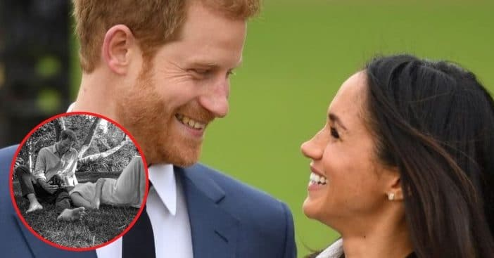 Meghan Markle, Prince Harry Welcome Baby Girl, Named After The Queen & Princess Diana (1)