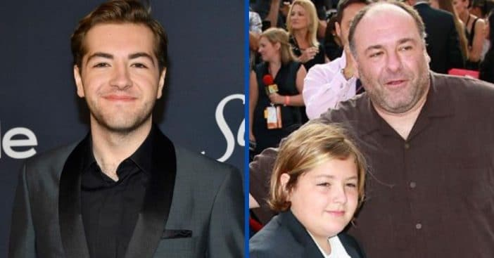 Michael, son of James Gandolfini