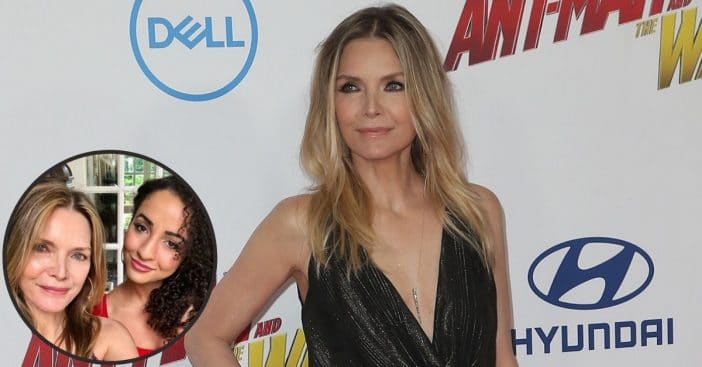 Michelle Pfeiffer Shares Rare Photo With Adopted Daughter Claudia
