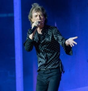 Mick Jagger was called out by Beach Boys member Mike Love