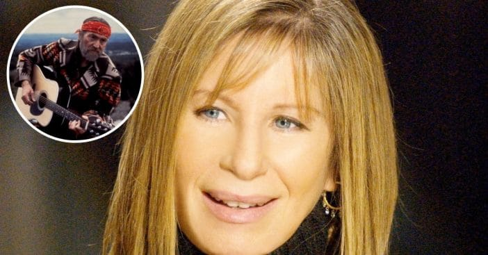 New Barbra Streisand song features Willie Nelson