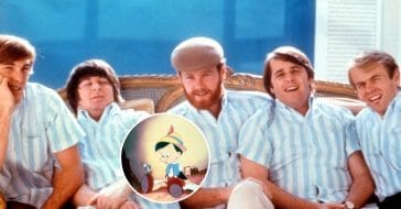 One Beach Boys song was inspired by a Disney tune