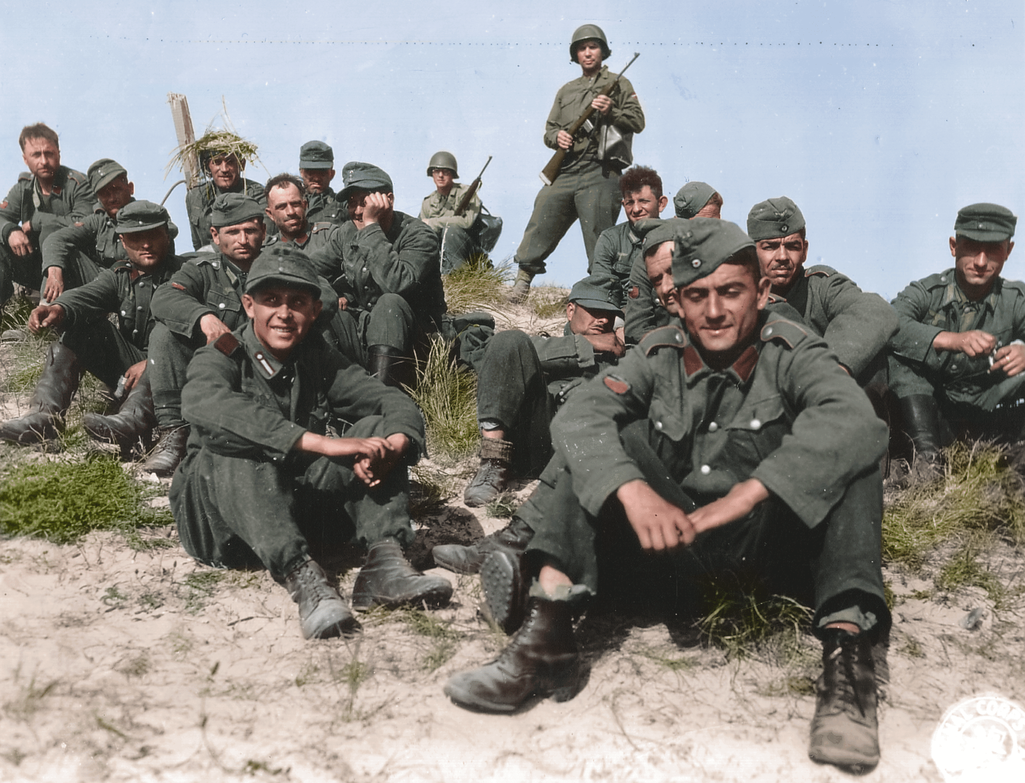 POW after D-Day