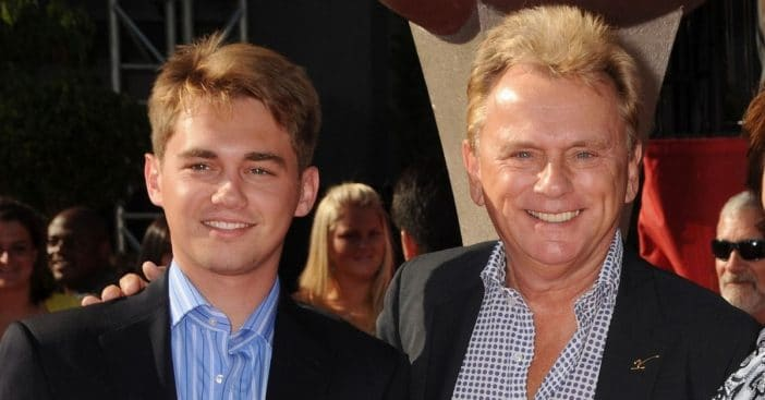 Pat Sajak Congratulates Son, The New Dr. Sajak, On 'Wheel Of Fortune'