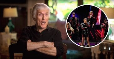 Pentatonix honored Dick Van Dyke with a special performance