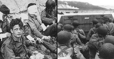 Previously Silent WWII Veteran Opens Up About Normandy Invasion