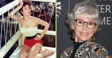 Rita Moreno Responds To Backlash Of Her Appearance Throughout Her Career