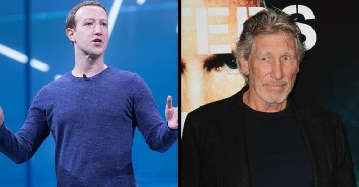 Roger Waters Slams Mark Zuckerberg And Refuses To Give Him Rights To Pink Floyd Song