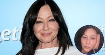Shannen Doherty Stuns In Makeup-Free Selfie, Slams Hollywood For Overlooking 'Women Without Botox'
