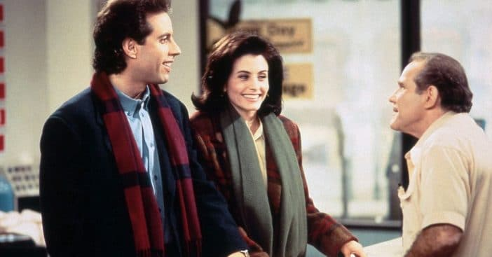 The 'Seinfeld' cast could have fun even without following the script