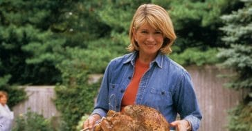 There are a few things that Martha Stewart wont buy