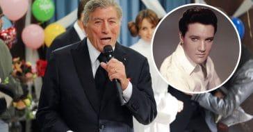 Tony Bennett did not like Elvis Presleys music