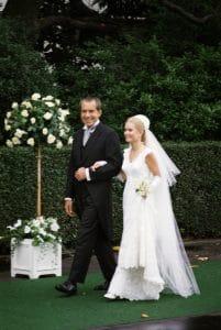 Patricia Nixon wedding